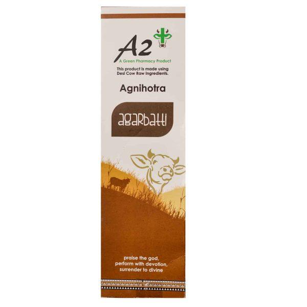 Organic agarbatti without Bamboo