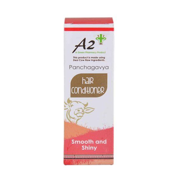 A2 organic milk hair conditioner