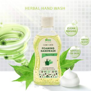 Panchagavya Neem and Tulsi hand wash
