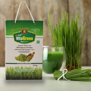 himalaya wheat grass