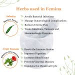 Herbs for Gotirth femina
