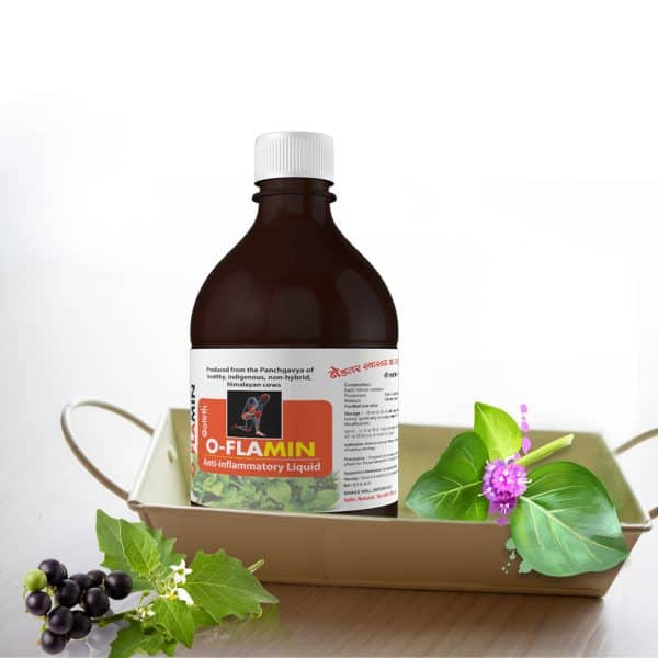 Gomutra ark for Inflamation