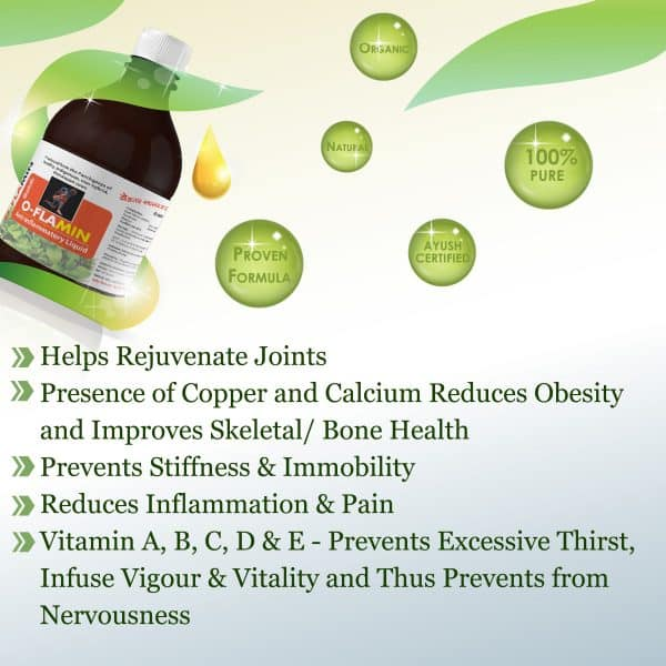 Gomutra for joint pain