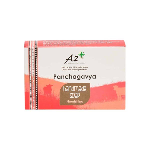 Panchagavya herbal soap