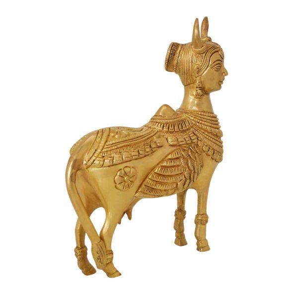kamadhenu brass idol online