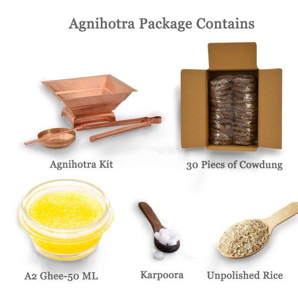 Agnihotra Homa Set