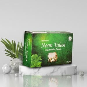 cow dung neem soap