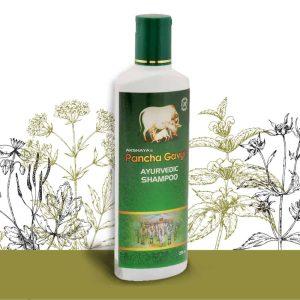 Panchagavya Shampoo